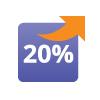 НДС 20%: разъяснения о переходе на новую ставку в КонсультантПлюс