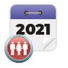 Календарь кадровика на 2021 год в КонсультантПлюс